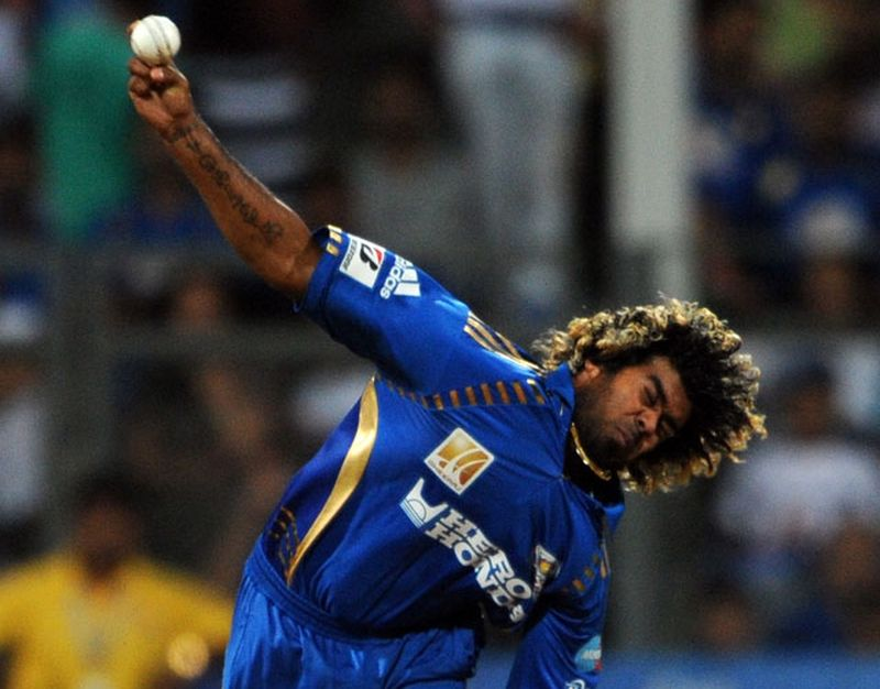 Malinga's four wickets