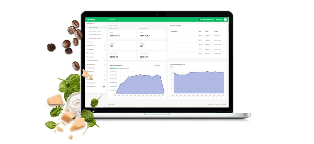Plataforma de Gestão de E-commerce