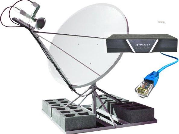 Internet Satelital Para El Alcance De Todos