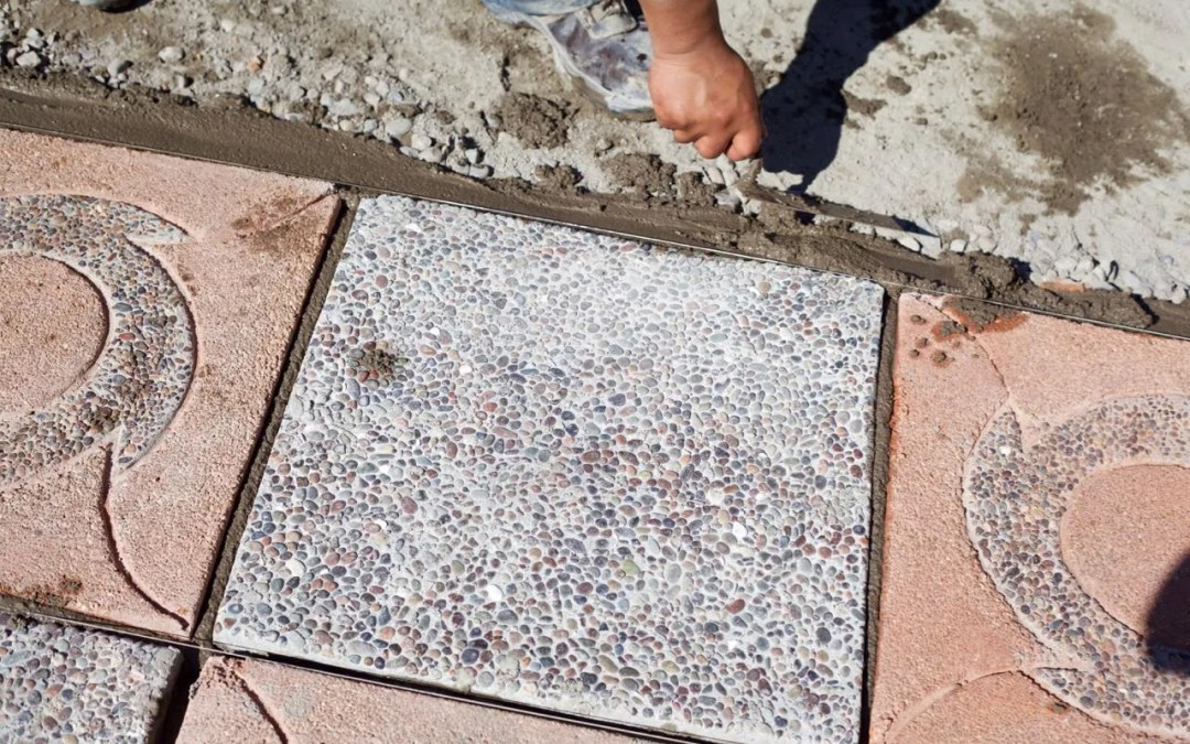 ¿Como instalar pastelones cemento?