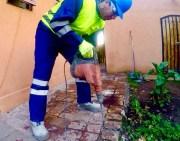 Reutilización de adoquines. Una manera de construir sustentablen