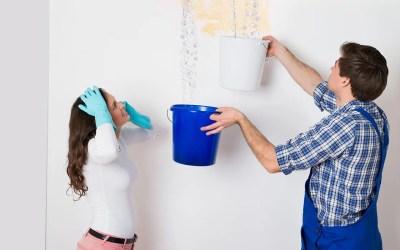 Aprende a reparar las goteras en tu casa con estos 5 tips sencillos