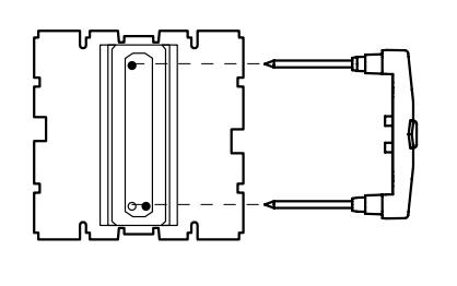 un interrupteur avec voyant