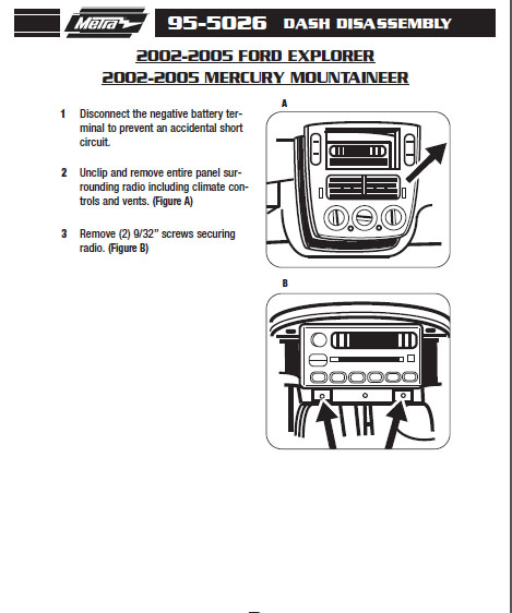 2003 ford explorer stereo wiring diagram  1997 jeep
