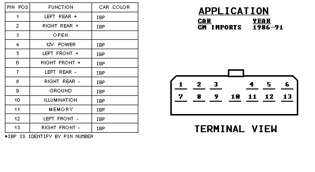 chevy silverado stereo wiring diagram wiring diagram gm cd player wiring diagram wire