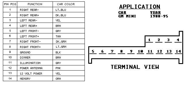 2006 buick lucerne radio wiring diagram   39 wiring