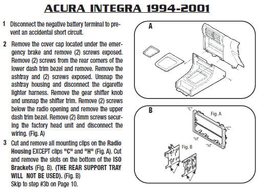 1994 Acura Integra Wiring Diagram Efcaviation