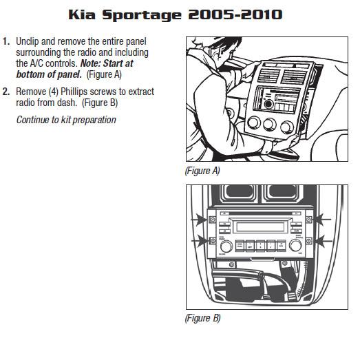 Kia Rio 2006 Stereo Wiring Diagram The Best Wiring Diagram 2017 – Kia Sportage Fuse Box Diagram