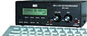 MFJ 464 CW KEYER READER MFJ MFJ464
