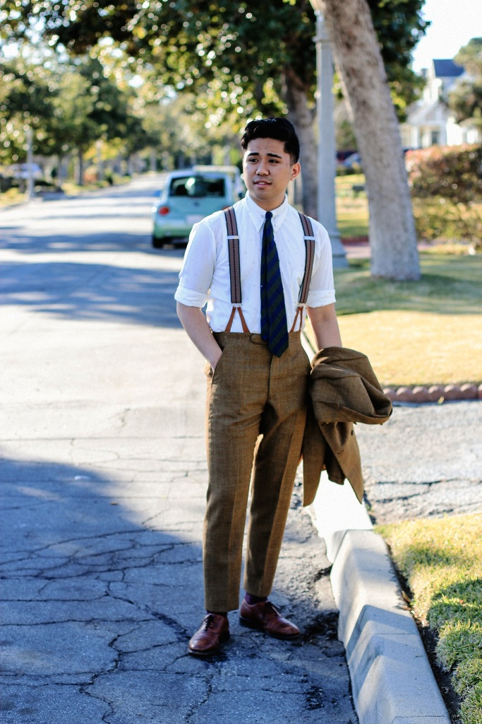 30 Suspender Ideas For Men To Try This Year