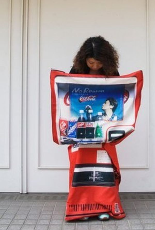 The vending machine skirt