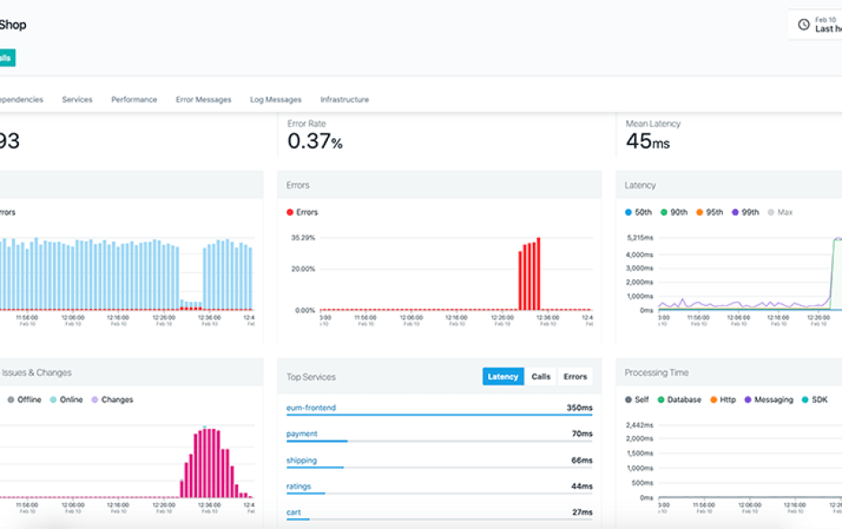 Instana Container Monitoring