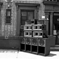 Une block-party dans le Bronx en 1977, ça ressemblait à ça...