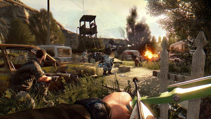 PC Game Open World Dying Light