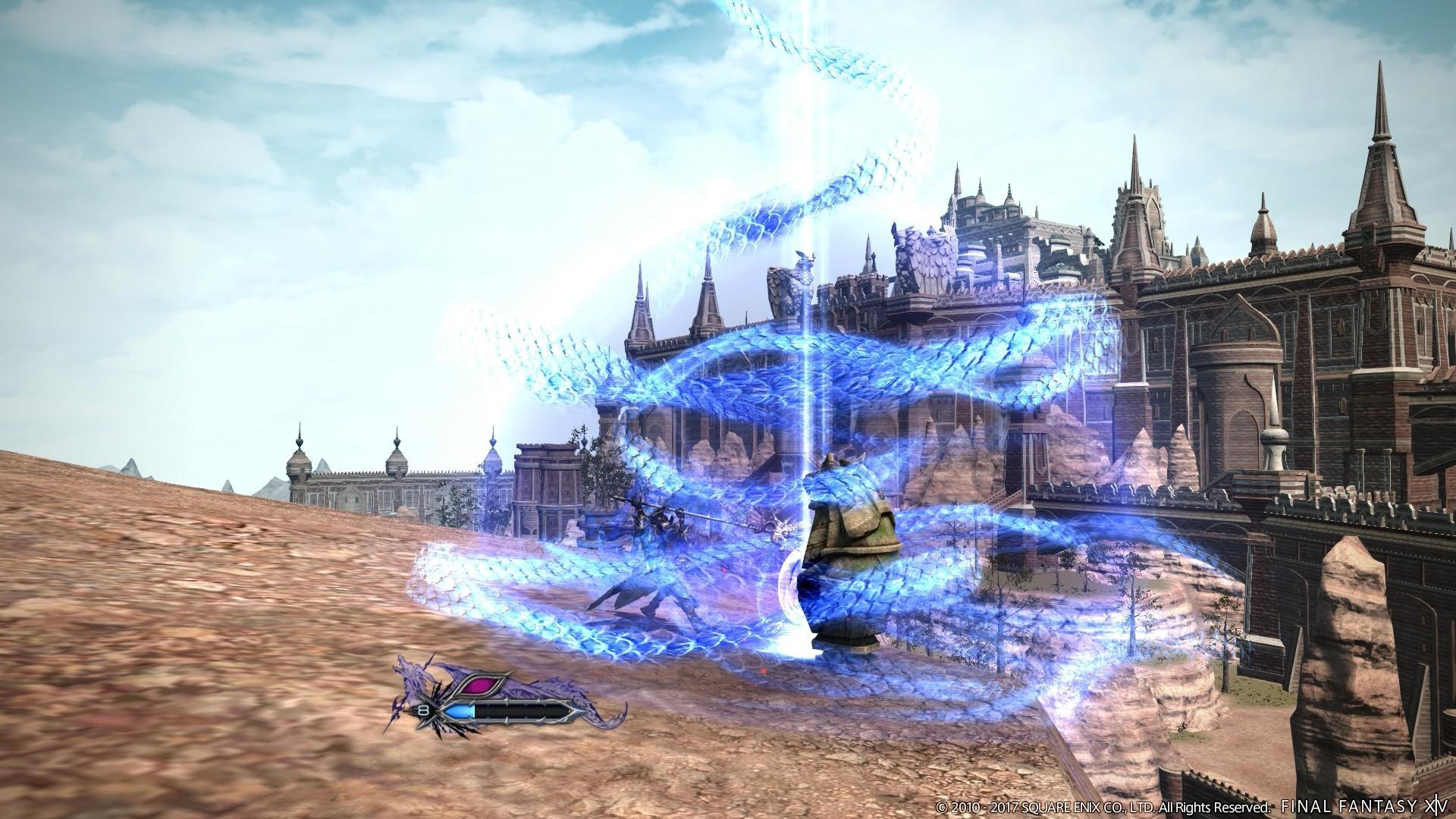 Buy Final Fantasy XIV Stormblood Official Website