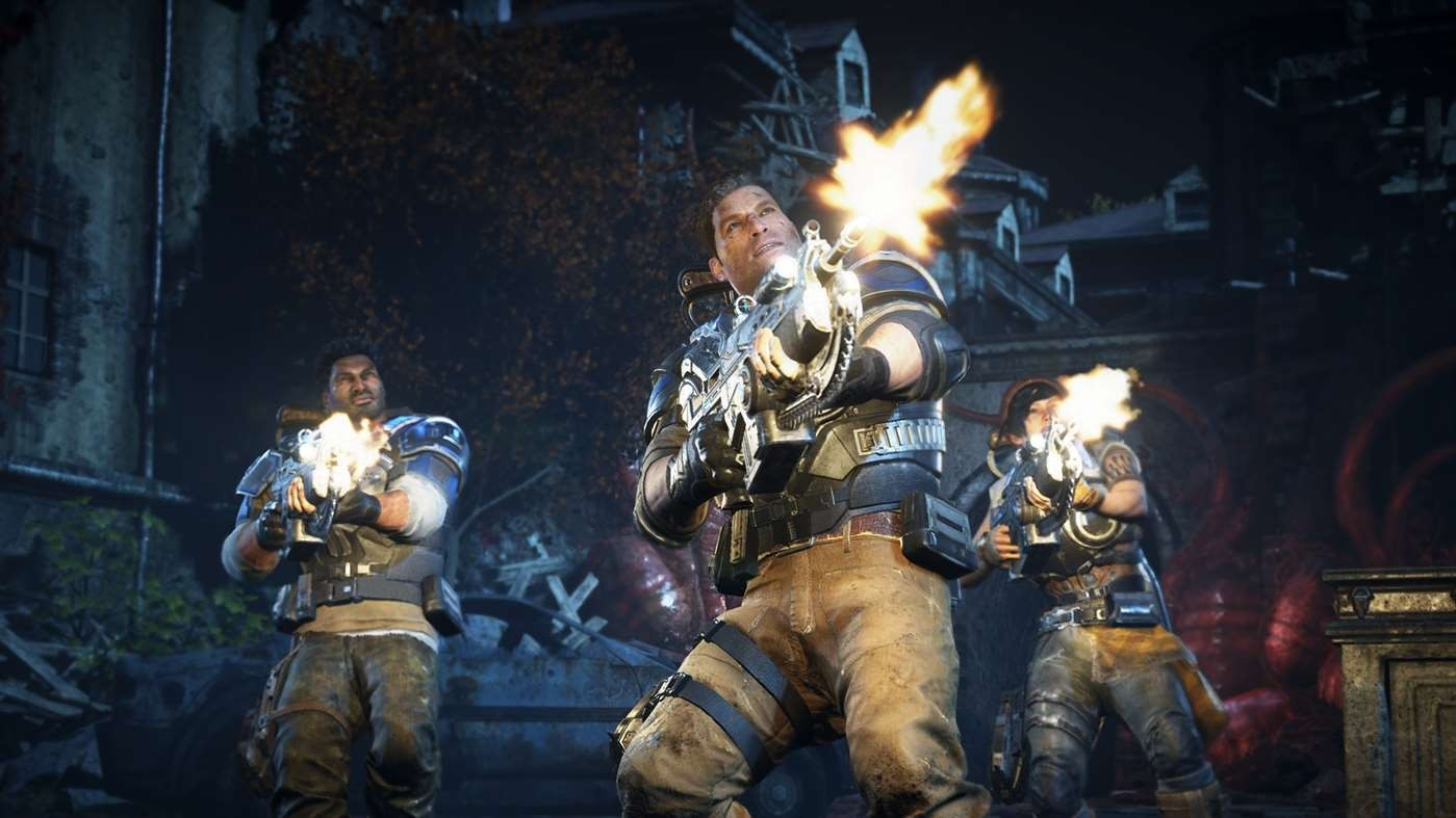 Acheter Gears Of War 4 Season Pass PC Xbox One Xbox