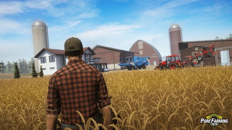 Resultado de imagen de Pure Farming 2018