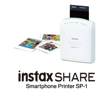 Fujifilm Instax Share SP-1 Instant Printer