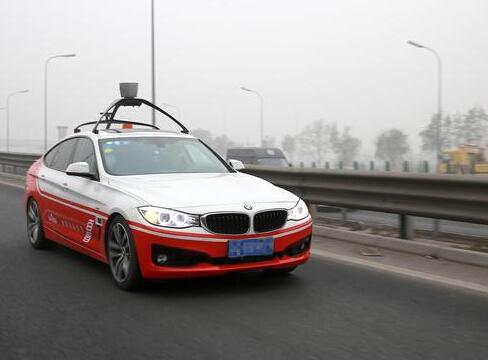 baidu-self-driving-car