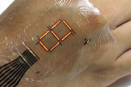 skin-display-led