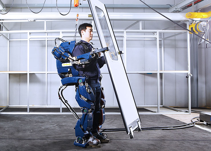 hyundai-exoskeleton