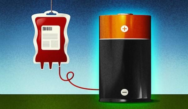 blood-battery