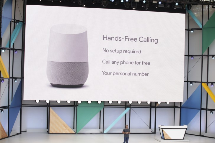 google-home-hand-free-calling