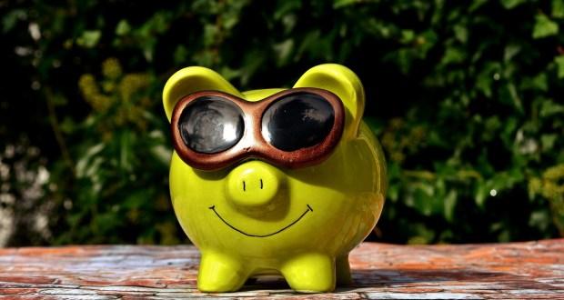 Cool piggy bank