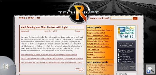 Top Sites for Technology Information