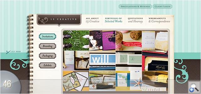 Inspirational Portfolio Designs