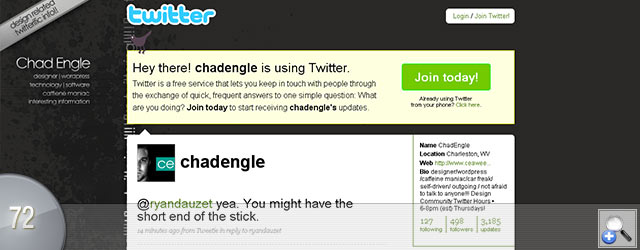 Incredible Twitter Themes