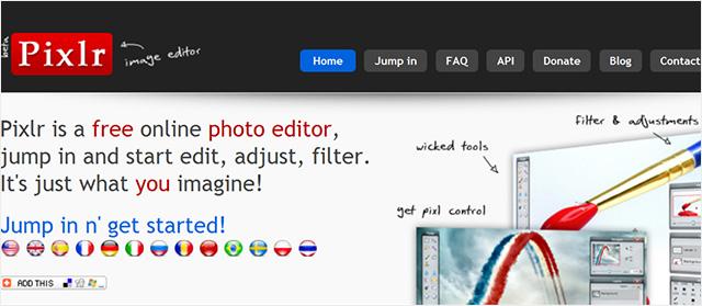 Brilliant Web-based Photo Editors
