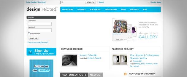 InstantShift - Sources To Get Logo Design Inspiration