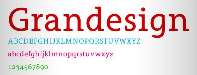 InstantShift - Free Fonts for Web Designers