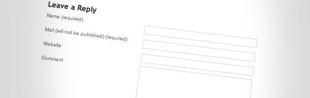 InstantShift - WordPress Comments Page Hacks