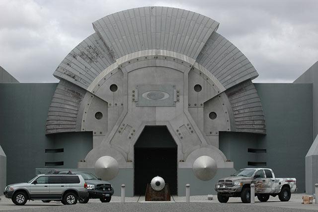 InstantShift - More Unusual Buildings Architecture