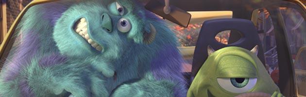 instantShift - Pixar Short Films