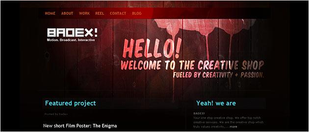 instantShift: Creative and Refreshing WordPress Designs