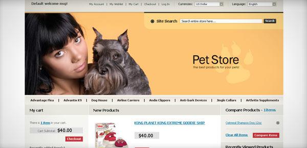 instantShift - Complete E-Commerce Solution