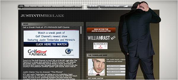 instantShift - Excellence Celebrity Websites