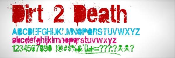 instantShift - Free Grunge Fonts for Web Designers and Logo Artists