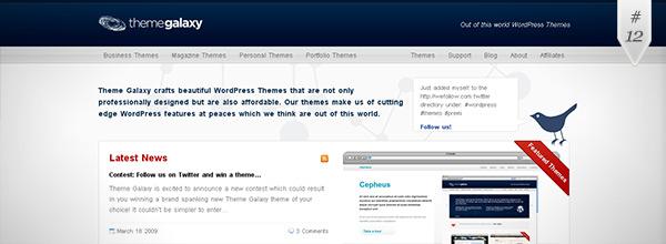instantShift - Sources for Premium WordPress Themes
