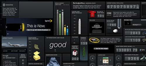 instantShift - InfoGraphic Designs