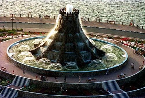 instantShift - Creative Fountains Around the World