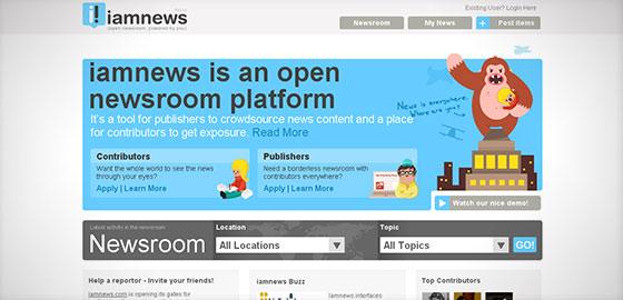 instantShift - Corporate Website Designs