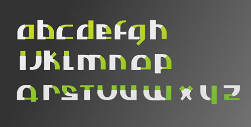 instantShift - Fresh Free Fonts To Enhance Your Designs