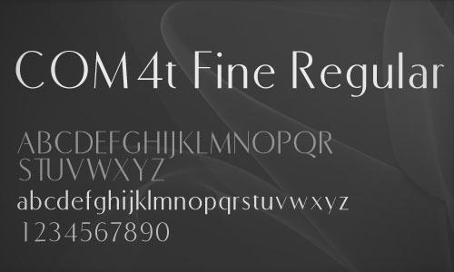 instantShift - High-Quality Free Fonts