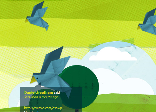 Illustrative Web Design - Typography