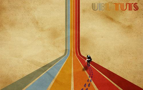instantShift - Photoshop Posters Design Tutorials
