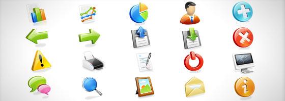 instantShift - Free Useful Icon Sets